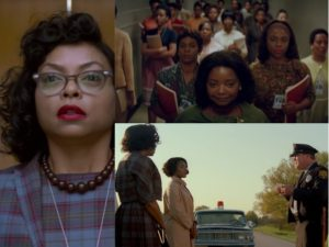 Watch This.  Taraji P. Henson, Janelle Monáe, and Octavia Spencer in the First Trailer for 'Hidden Figures.'