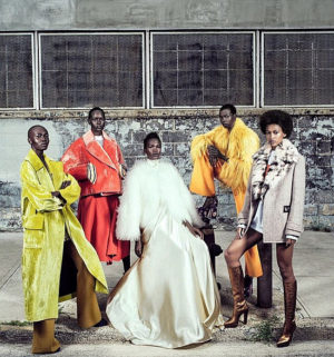 L'Officiel Dedicates 100 Pages of Its September Issue to African Fashion.