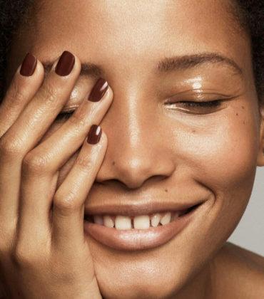 Ads. Lineisy Montero.  H&M Beauty. Fall 2016.
