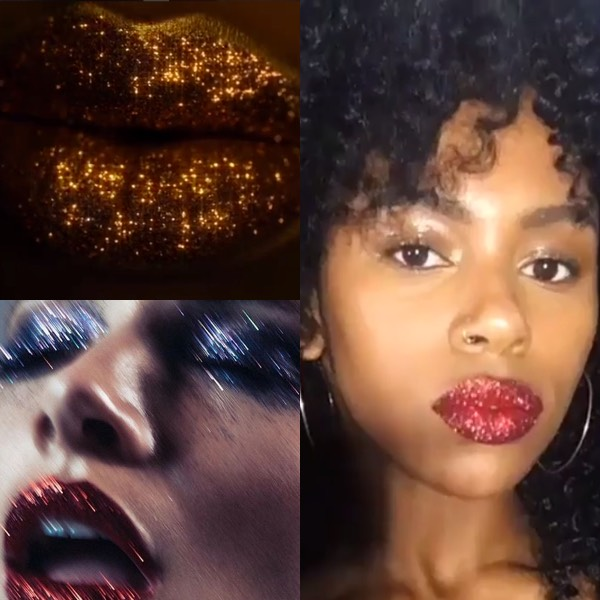 Pat McGrath Glitter Lip Kit