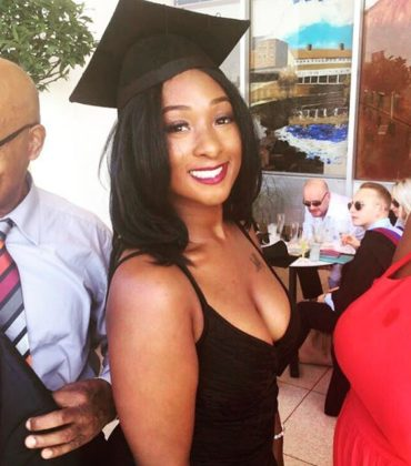 Shakaila Forbes-Bell Becomes the First Black Woman to Obtain a Master's Degree in Fashion Psychology.