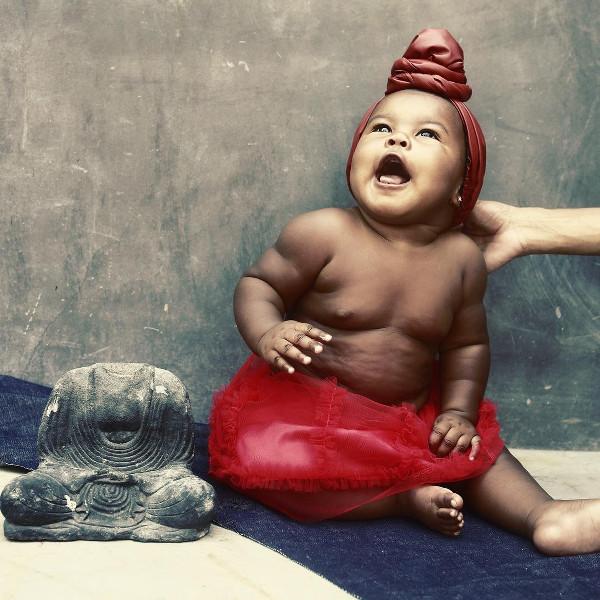 Teyana Taylor Baby Buddah Bug