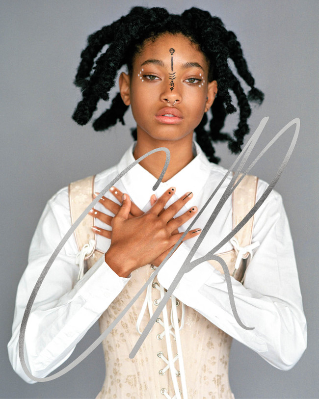 Willow Smith CR Fashion Book 9 Bruce Weber 01