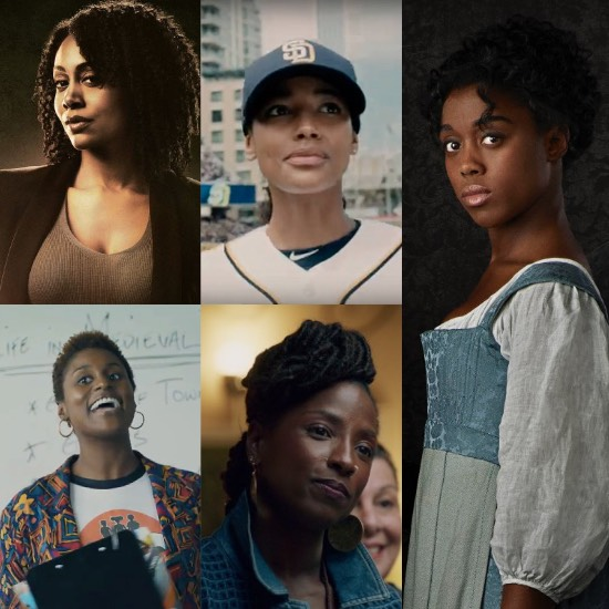 Black Women Television Fall 2016