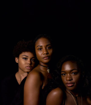 Film. Photography.  'The Complexion Series' by Jada Mosely.