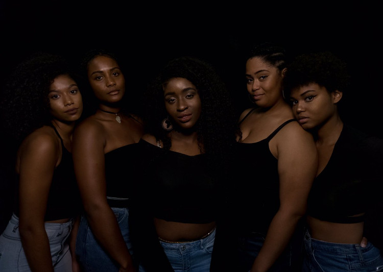 Jada Mosely Photography, Black Women Photography
