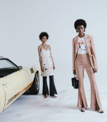 EDUN Collaborates With Rwandan and Kenyan Artisans and Draws Inspiration From 70's Harlem For SS17.