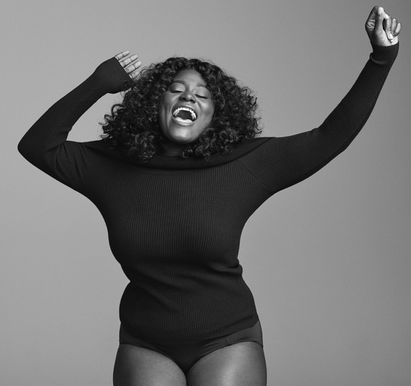 Gabourey Sidibe Danielle Brooks Lane Bryant 2016