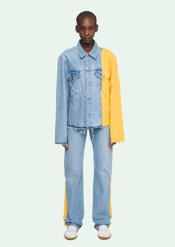 Off White Virgil Ablog Levi's