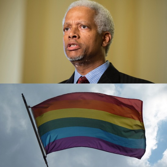 Hank Johnson HBCU LGBTQ Bill