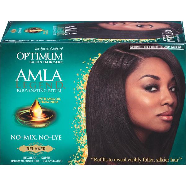 Amla Legend Relaxer Kit