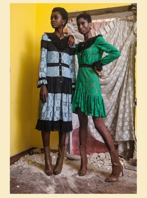 Editorials. Liza and Amira.  WOW Magazine.  Images by Luciana Faria.