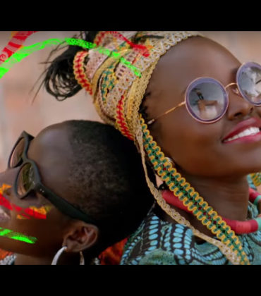 Lupita Nyong'o and Madina Nalwanga Dance in The Music Video For '#1 Spice .'