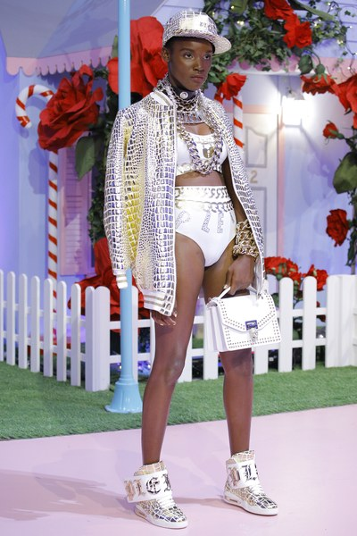 Philipp Plein Alice in Ghettoland