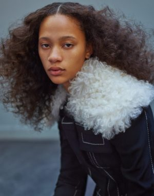 Editorials. Selena Forrest in Proenza Schouler for The Edit.  Images by Thomas Whiteside.