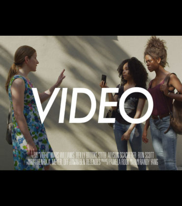 Short Films. Two Black Teen Girls Film a Racist Incident in 'Video.'  Watch Now.