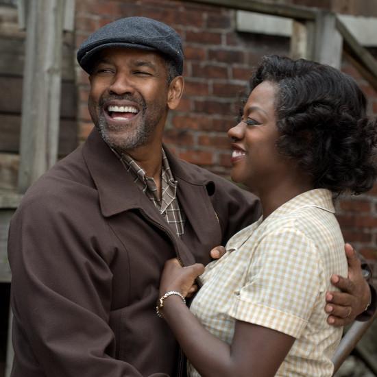 Viola Davis Denzel Washington