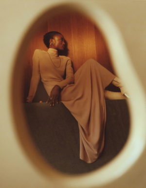 Editorials. Alicia Burke. Double Magazine.  Images by Jalan and Jibril Durimel.