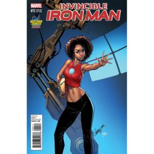 Marvel Pulls Sexualized Images of Black Teen Heroine.