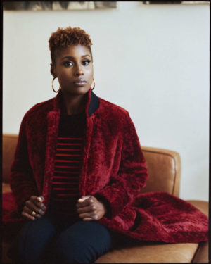 Editorials. Issa Rae for New York Magazine's The Cut.  Images by Andre Wagner.