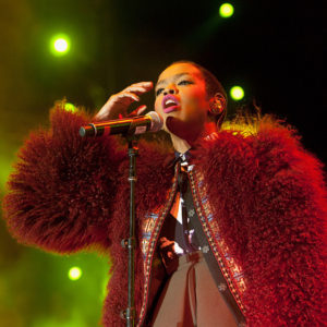 New Music From Ms. Lauryn Hill.  'Rebel/I Find It Hard To Say.'