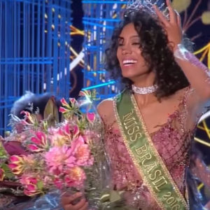 Brazil Crowns Second Black 'Miss Brasil' Winner in Pageant's 62-Year History.