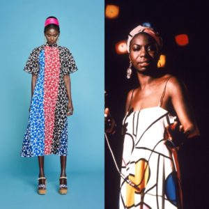 Duro Olowu Draws Inspiration From Nina Simone for SS17.
