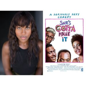 DeWanda Wise To Play Nola Darling in Upcoming Netflix 'She's Gotta Have It' Series.