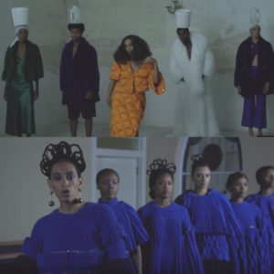 Listen. Watch.  Solange Drops Visuals For 'Don't Touch My Hair' and Cranes in the Sky.'