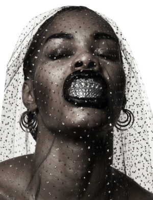 Editorials. Teyana Taylor Covers Paper Magazine. Images by Albert Watson.