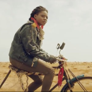 Watch The First Official Trailer for 'AFRO PUNK GIRL.' A Sci-Fi Feature Set in Post-Apocalyptic London.