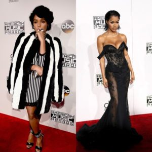 Red Carpet Rundown.  All The Looks You Need to Know At The American Music Awards.