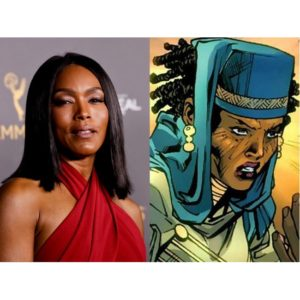 Angela Bassett Joins The Cast of Marvel's 'Black Panther.'