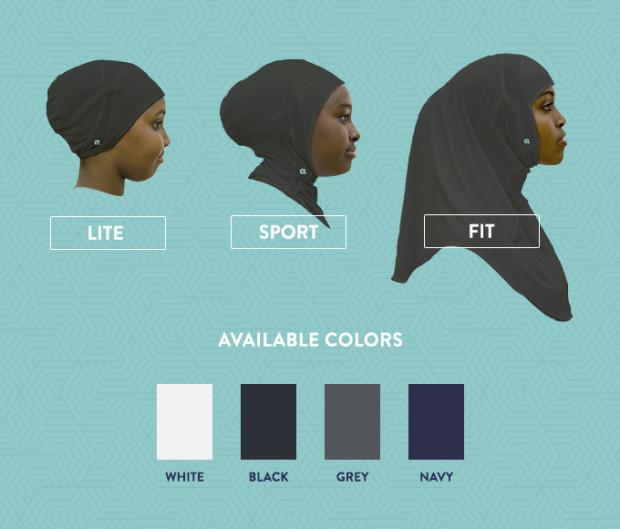 Asiya Sport Hijabs