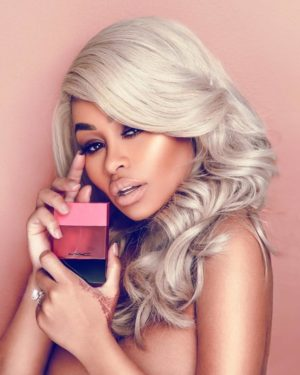 Blac Chyna is the Newest Face of Mac Cosmetics.