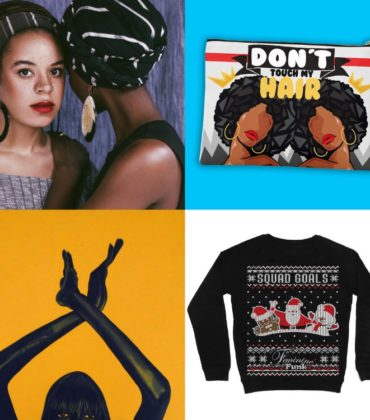 65+ Black-Owned Shops for Cyber Monday 2016.