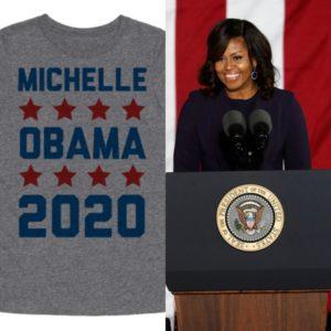 Leave. Michelle Obama.  Alone.
