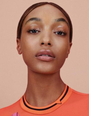 Editorials. Jourdan Dunn. Manifesto Magazine.  Nov/Dec 2016.  Images by Jens Langkjaer.