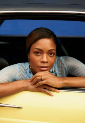 Editorials. Naomie Harris.  Instyle Magazine December 2016.  Images by Thomas Whiteside.