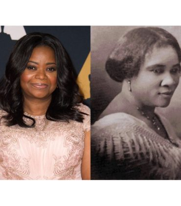 Octavia Spencer to Play Madam C.J. Walker in Upcoming Limited Series.