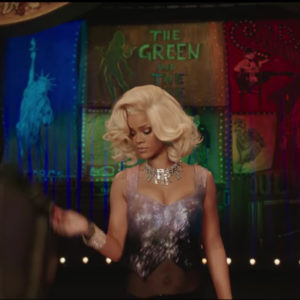 Sneak Peek.  Check Out Rihanna as an Intergalactic Cabaret Dancer in 'Valerian.'