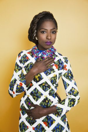 Editorials. Rutina Wesley.  LADYGUNN Magazine.  Images by Jana Cruder.