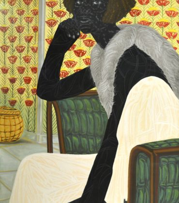 Art. Toyin Ojih Odutola Unveils a New Body of Work at The Museum of the African Diaspora.
