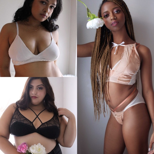 306896fa4e Indie Lingerie Company Offers Stylish Bralettes in a Wider Range of Sizes.