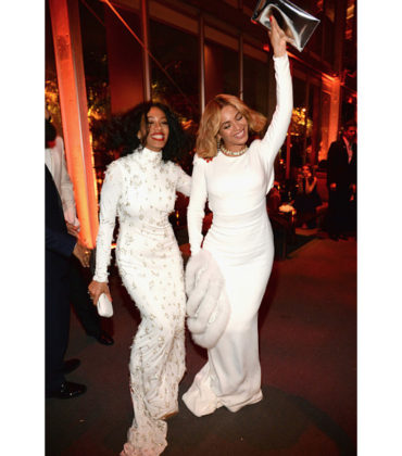 Beyoncé and Solange Lead in NAACP Nominations.  See the Full List HERE.