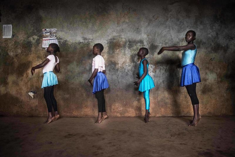 Ballet Kenya, Fredrik Lerneryd