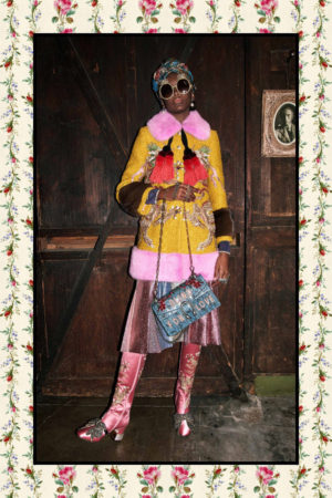Collections. Gucci Pre-Fall 2017.