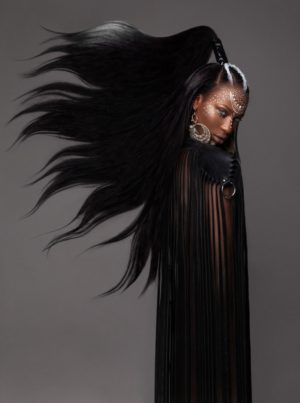These Stunning Images Feature Hairstyles That Won Big at This Year's British Hair Awards.