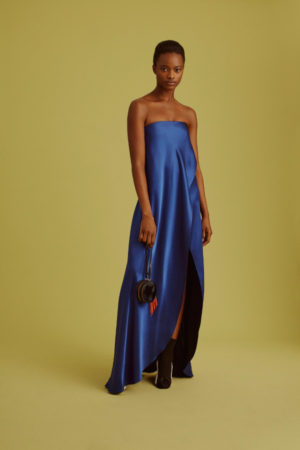 Collections. Mayowa Nicholas for Diane von Furstenberg Pre-Fall 2017.