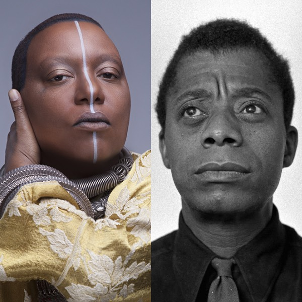 Meshell Ndegeocello, James Baldwin